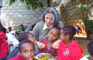 Reisebericht von Kinderbuchautorin Nasrin Siege