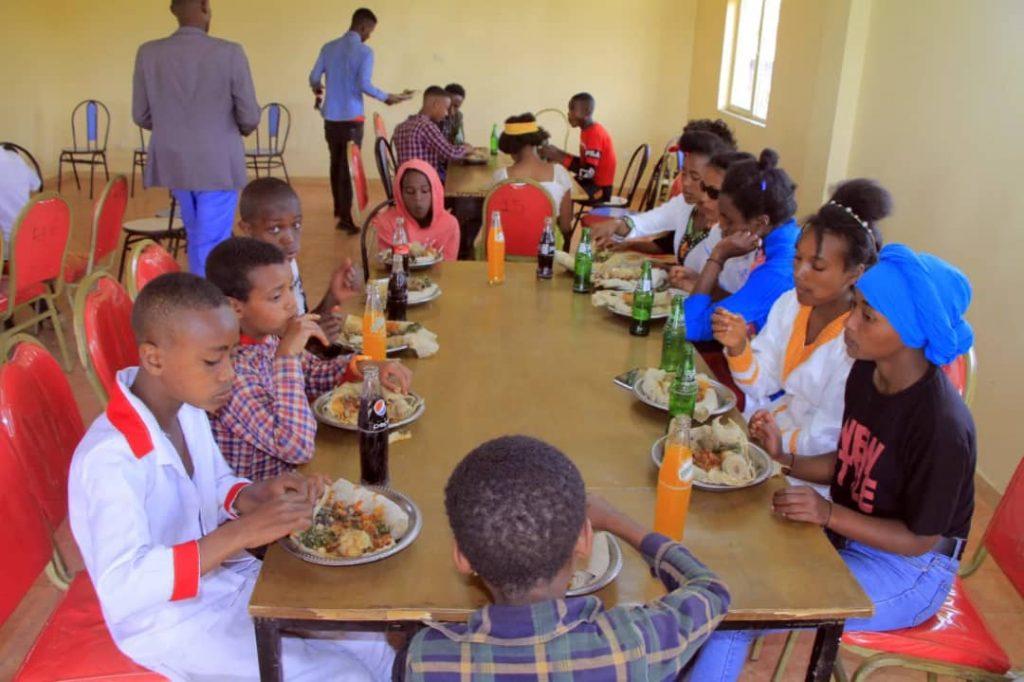 Weihnachten in Afrika Kinderhilfe